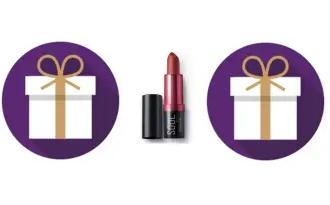 Ganhe um Presente Surpresa em compras acima de R$199 no site da Eudora