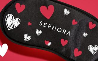 Ganhe Sleeping Mask nas compras acima de R$350 no site da Sephora