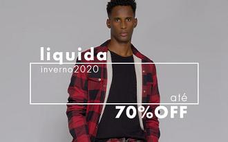 Aproveite a Liquida com até 70% OFF + 20% OFF EXTRA em Hugo Boss no site da Shop2Gether