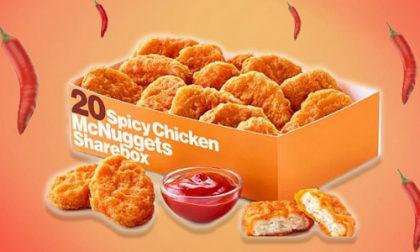 Cupom de desconto Mcdonalds: Chicken McNuggets 20 unidades R$19,90