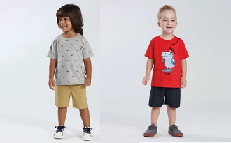 Compre 4 Camisetas por R$99,90 no site da Netshoes