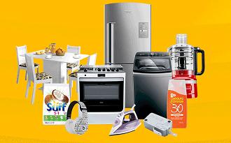 Ganhe até R$600 OFF em produtos selecionados no site da Compra Certa