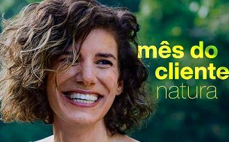 Coleção Mês do Cliente com até 50% OFF no site da Natura