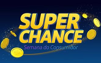 Cupom Extra de até 25% OFF em Super Chance Semana do Consumidor no site