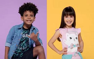 Cupom Marisa de 40% OFF em seleção Dia das Crianças no site