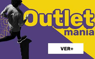 Outlet Mania de até 60% OFF + Cupom Centauro de 10% OFF EXTRA no site