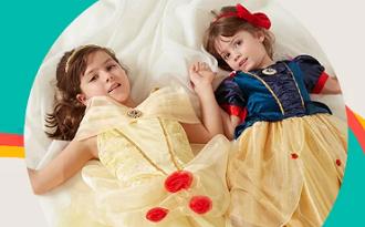 Coleção Dia das Crianças com Frete Grátis no site da Lojas Renner