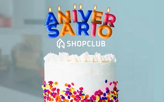 Cupom Aniversário Shopclube de 15% OFF em seleção especial no site