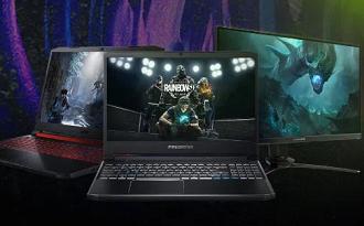 Cupons de até R$700 OFF em seleção Mês Gamer no site da Acer