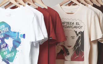 Top 10 camisetas da Chico Rei com cupom de 15% OFF no site