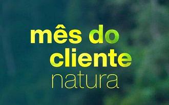 Desconto Progressivo Natura de até 30% OFF no Mês do Cliente no site