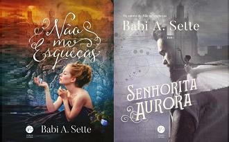 Cupom Submarino de 15% OFF em livros selecionados da autora Babi A. Sette no site