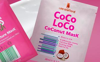Ganhe Máscara Capilar Lee Stafford nas compras acima de R$339 no site da Sephora