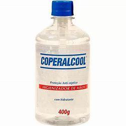 Gel Assepsia Mãos da marca Coperacool 400g com 20% de desconto!
