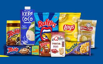 Frete Grátis em produtos Pepsico no site da Americanas