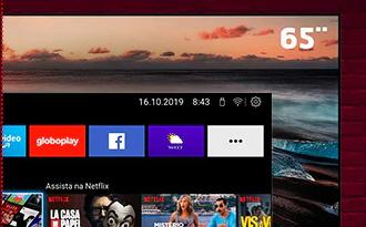 Seleção Smart TV com até 30% OFF no site do Ponto Frio
