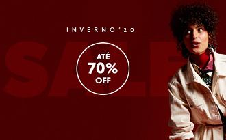 Sale especial de Inverno com até 70%OFF no site da OQVestir