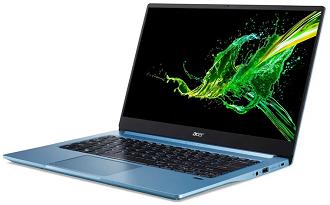 Cupom Acer de R$700 OFF em Notebook Ultrafino Acer Swift 3 com i5 e 256GB SSD no site