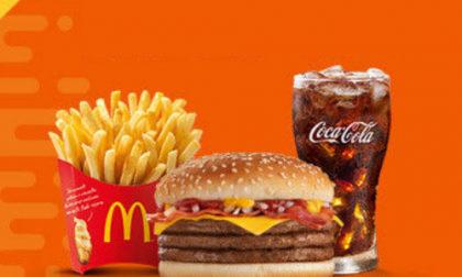 Cupom de desconto Mcdonalds: McOferta Média Triplo Cheeseburger R$19,90